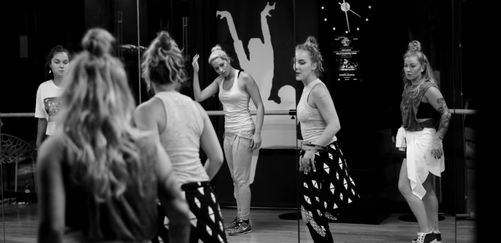 .feel the rhythm again (Riverpark Dance School)
