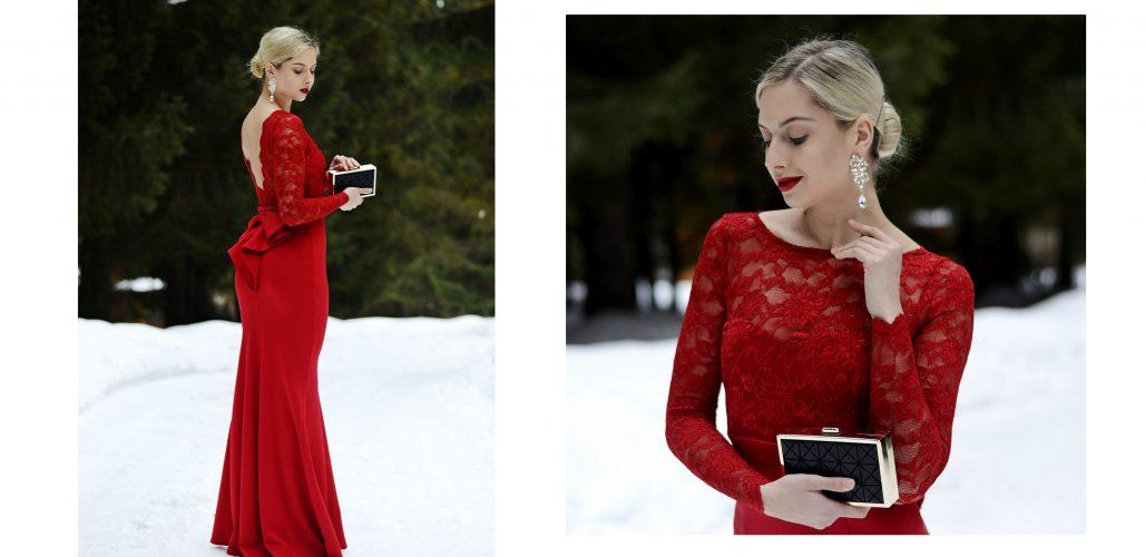 .the red dress & kapitola sebavedomia