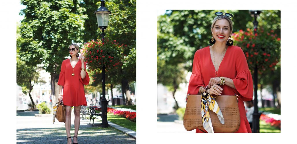 .sama sebe & ideálne šaty na leto