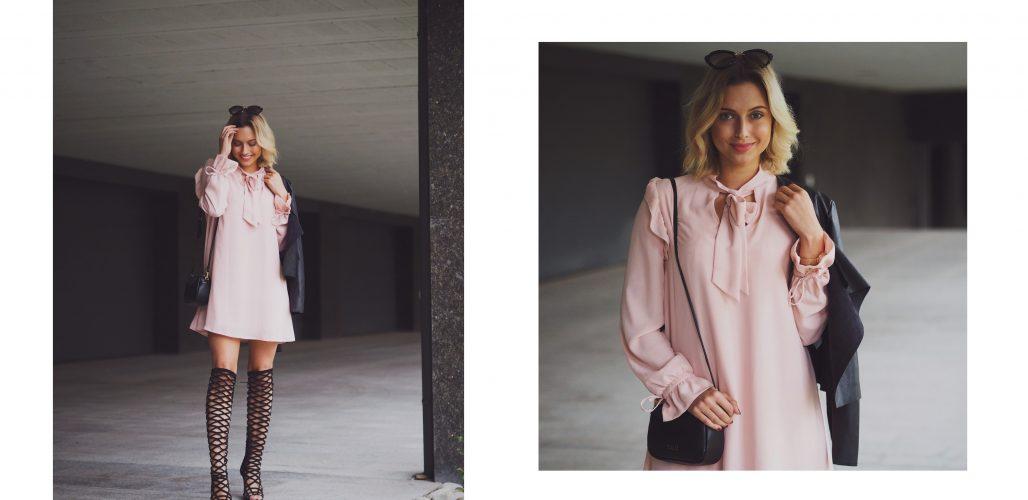 .krátke dni, dlhé noci & ružové šaty