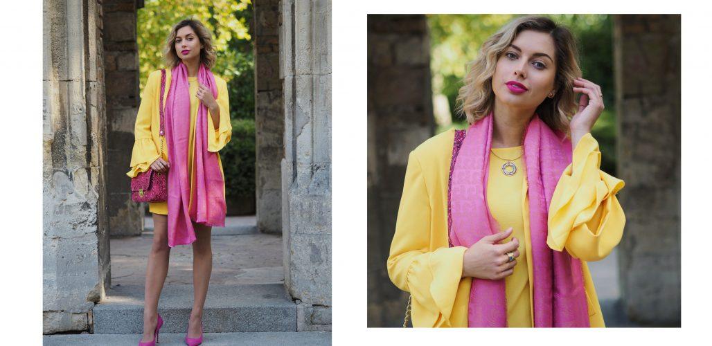 .jeseň vo farbách & ružový poklad od Mon Art Bags
