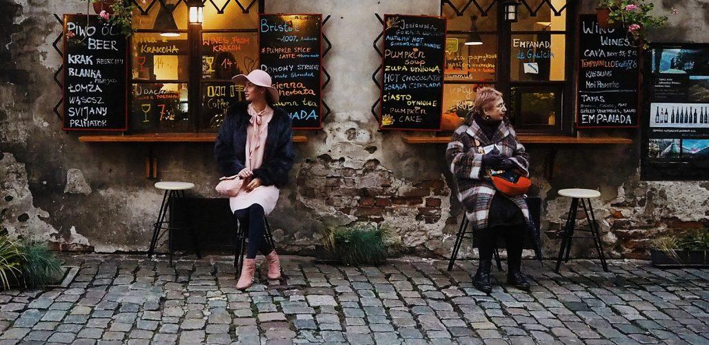 .cestovateľská láska: Kraków